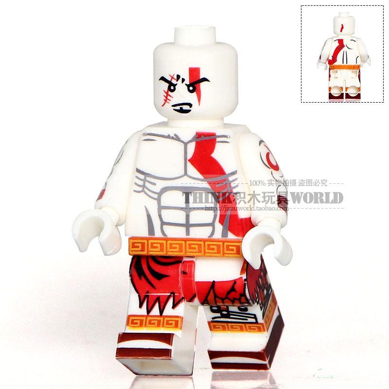 เลโก้จีน WM.305 ชุด Kratos (สินค้ามือ 1 ไม่มีกล่อง)