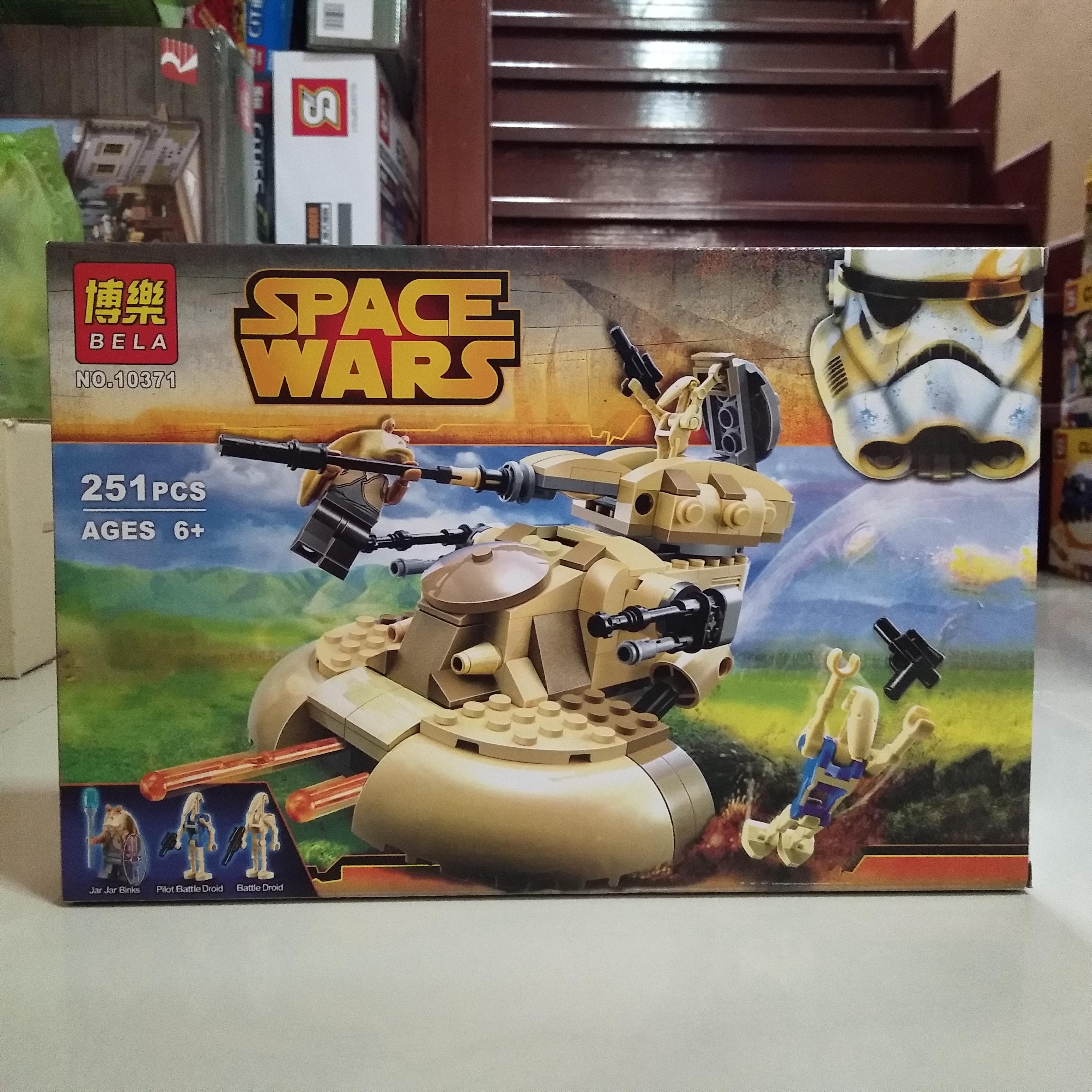 เลโก้ จีน BELA.10371 ชุด Spacewar