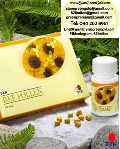 Bee Pollen หรือเกสรดอกไม้