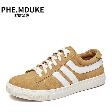 พรีออเดอร์ รองเท้ากีฬา เบอร์ 38-47 แฟชั่นเกาหลีสำหรับผู้ชายไซส์ใหญ่ เบา เก๋ เท่ห์ - Preorder Large Size Men Korean Hitz Sport Shoes