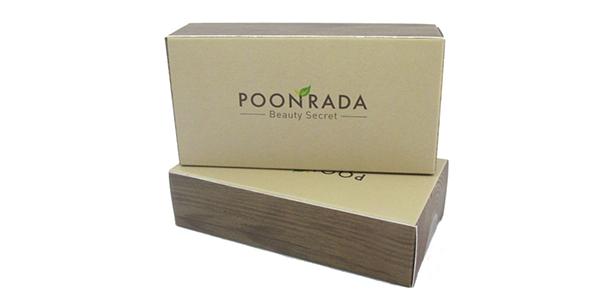 สบู่สมุนไพร 100% Poonrada