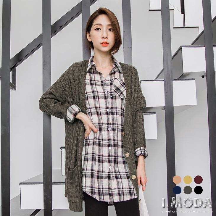 พรีออเดอร์ เสื้อกันหนาวแฟชั่นเกาหลี ไซส์ใหญ่ แขนยาว - Preorder Plus Size Women Korean Hitz Long Bottom Fresh Long-sleeved Female Sweater
