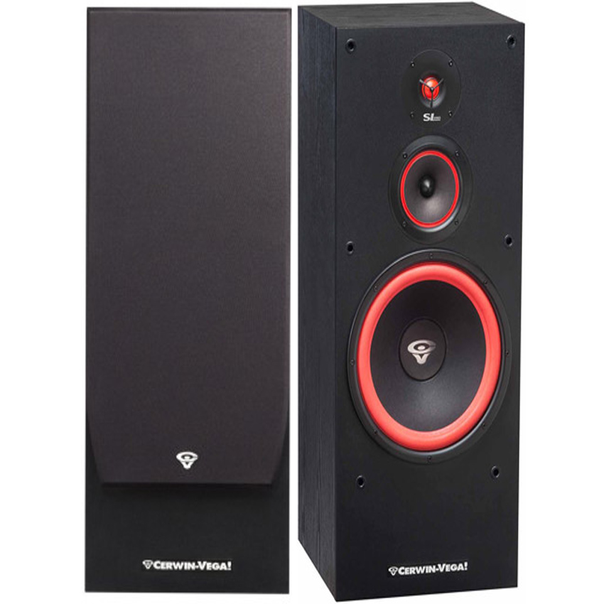 CERWIN VEGA SL-12 Floor Tower Speaker