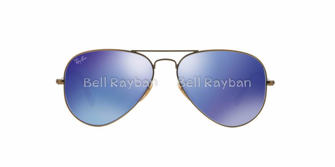 Rayban Aviator RB3025 167/68 2
