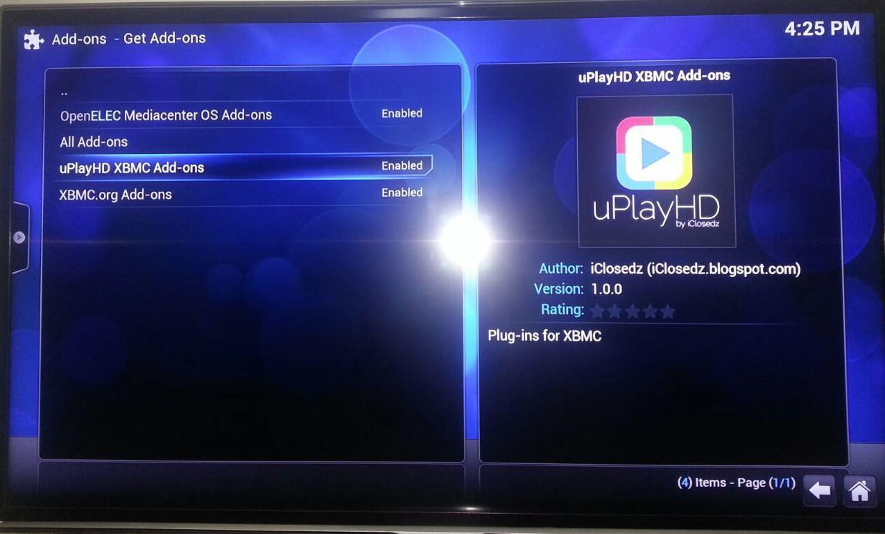 Install UplayHD
