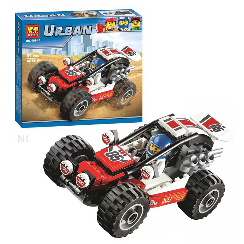 เลโก้จีน Bela.10644 ชุด Urban Buggy