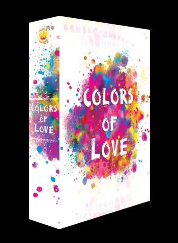 [Pre Order] COLORS OF LOVE แบบไปรษณีย์