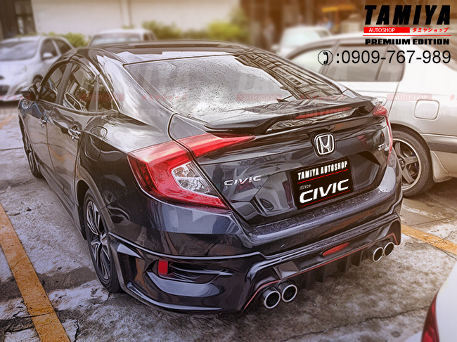 ชุดแต่ง Honda city 2012 by Tamiya