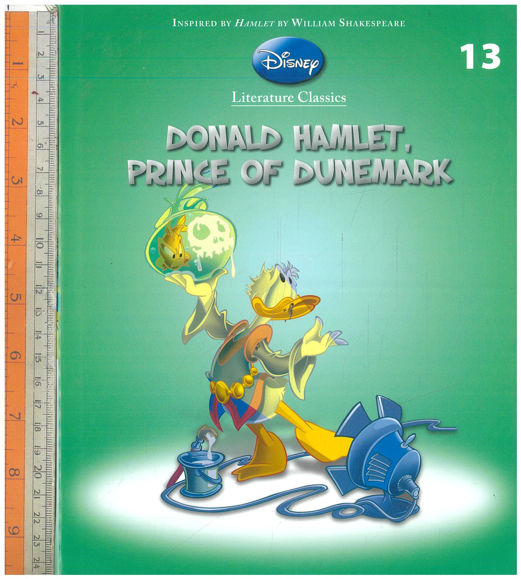 Donald Hamlet,Prince