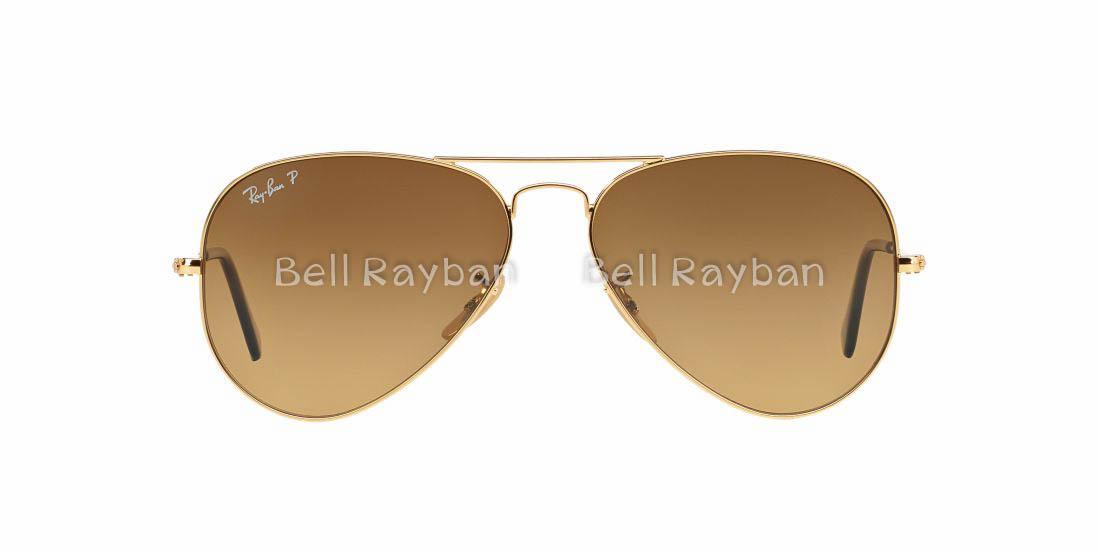 Rayban Aviator RB3025 001/57 3