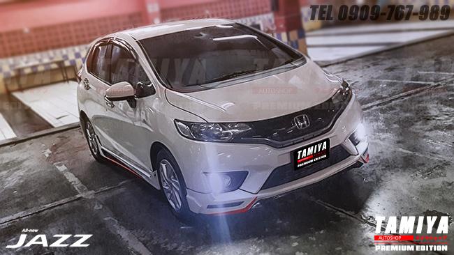 ชุดแต่งรถ Honda Jazz 2016
