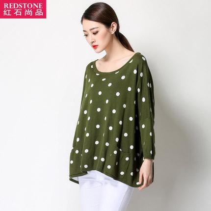 [พรีออเดอร์] เสื้้อกันหนาว แฟชั่นเกาหลีใหม่ สำหรับผู้หญิงไซส์ใหญ่ - [Preorder] New Korean Fashion Autumn Sweater for Large Size Woman