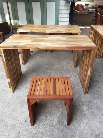 โต๊ะทำงานโมเดิร์น 150