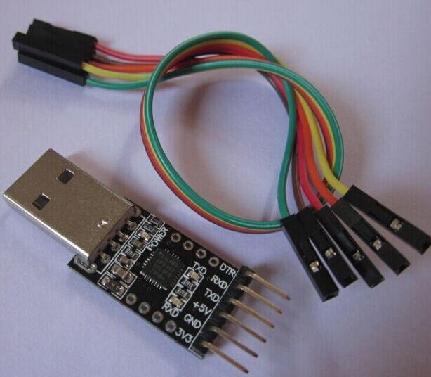 USB 2.0 to UART TTL 6PIN CP2102 Module Serial Converter