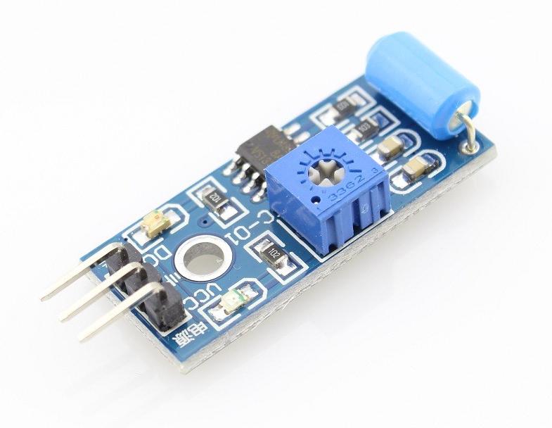 Normally Closed Type Vibration Sensor Module SW-420