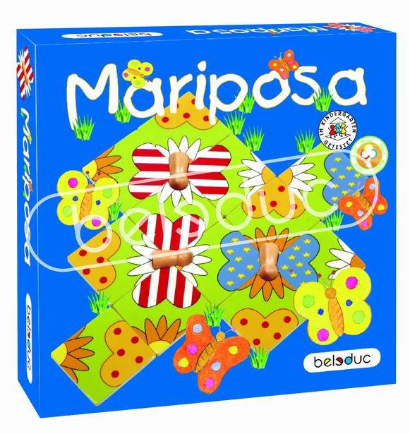 MARIPOSA - ผีเสื้อแสนสวย