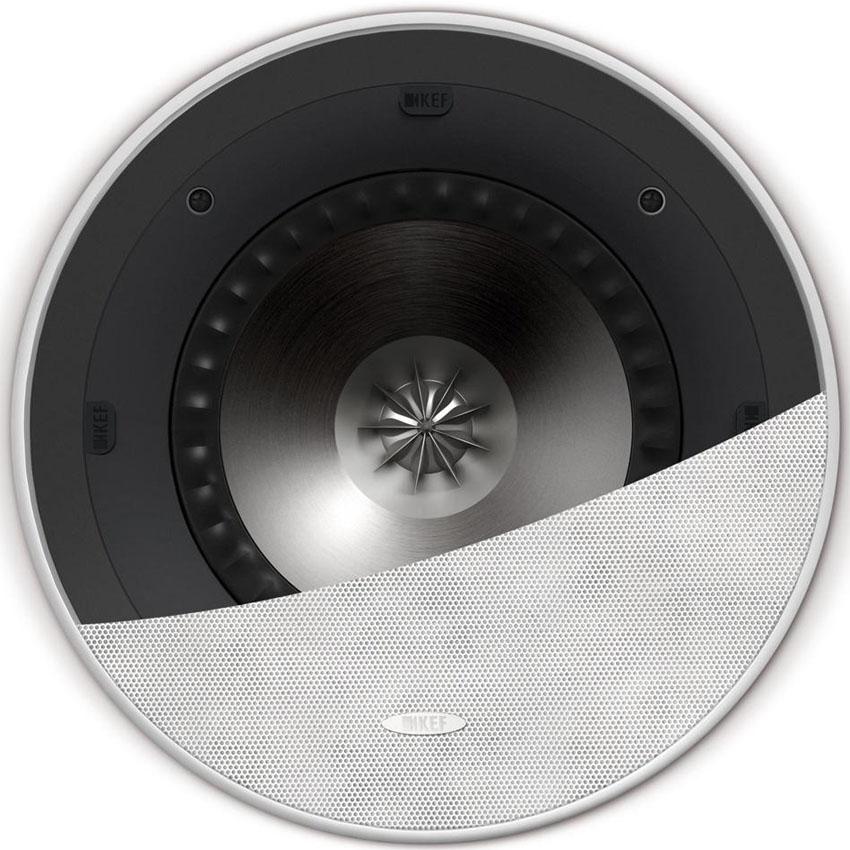 Kef ci200RR dolby Atmos (White)