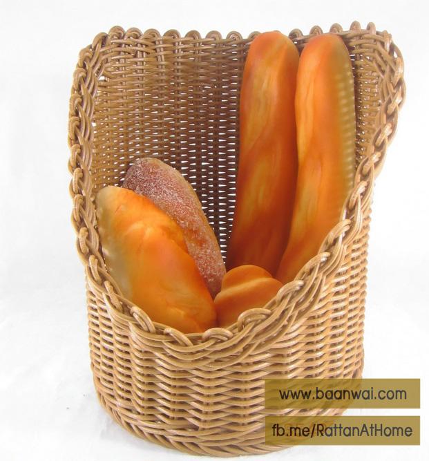 ตะกร้าใส่ขนมปังฝรั่งเศส ตะกร้าขนมปัง