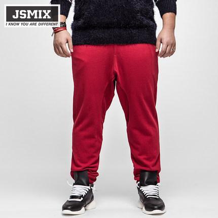 [พรีออเดอร์] กางเกงแฟชั่นเกาหลีผู้ชายไซต์ใหญ่ size 2XL - 4XL ขายาว - [Preorder] Plus size Men ฺKorean Hitz size 2XL - 4XL Long Trousers