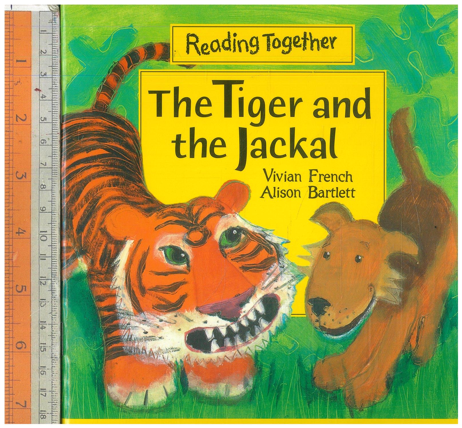 tiger and jackal