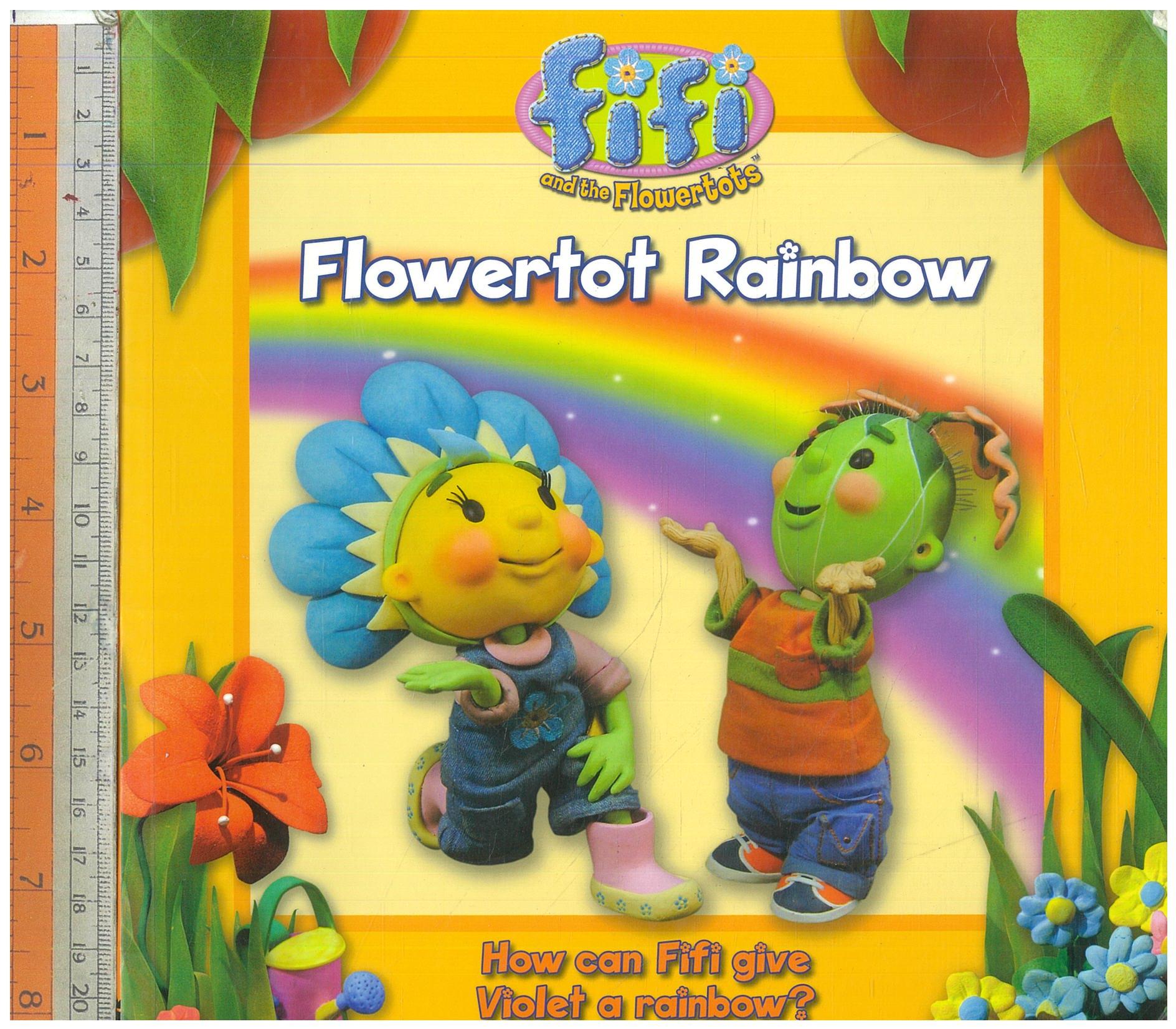 Flowertot Rainbow