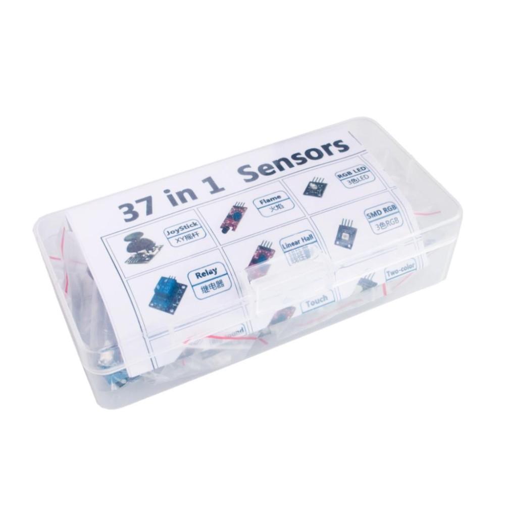37 in 1 box Sensor Kit