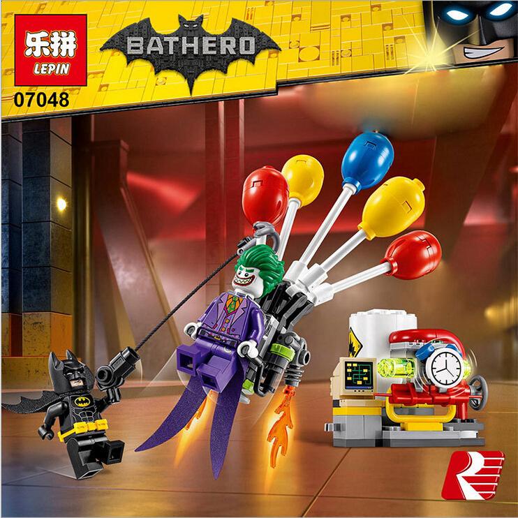 เลโก้จีน LEPIN.07048 ชุด The Joker Balloon Escape