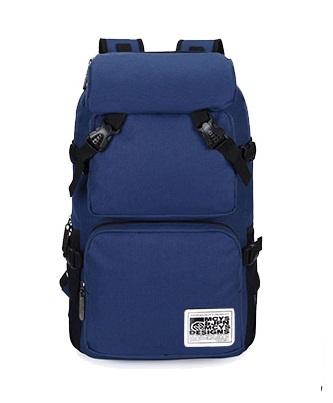 กระเป๋าเป้ Absolute backpack สีน้ำเงิน(ส่งฟรี EMS พร้อมของแถม)