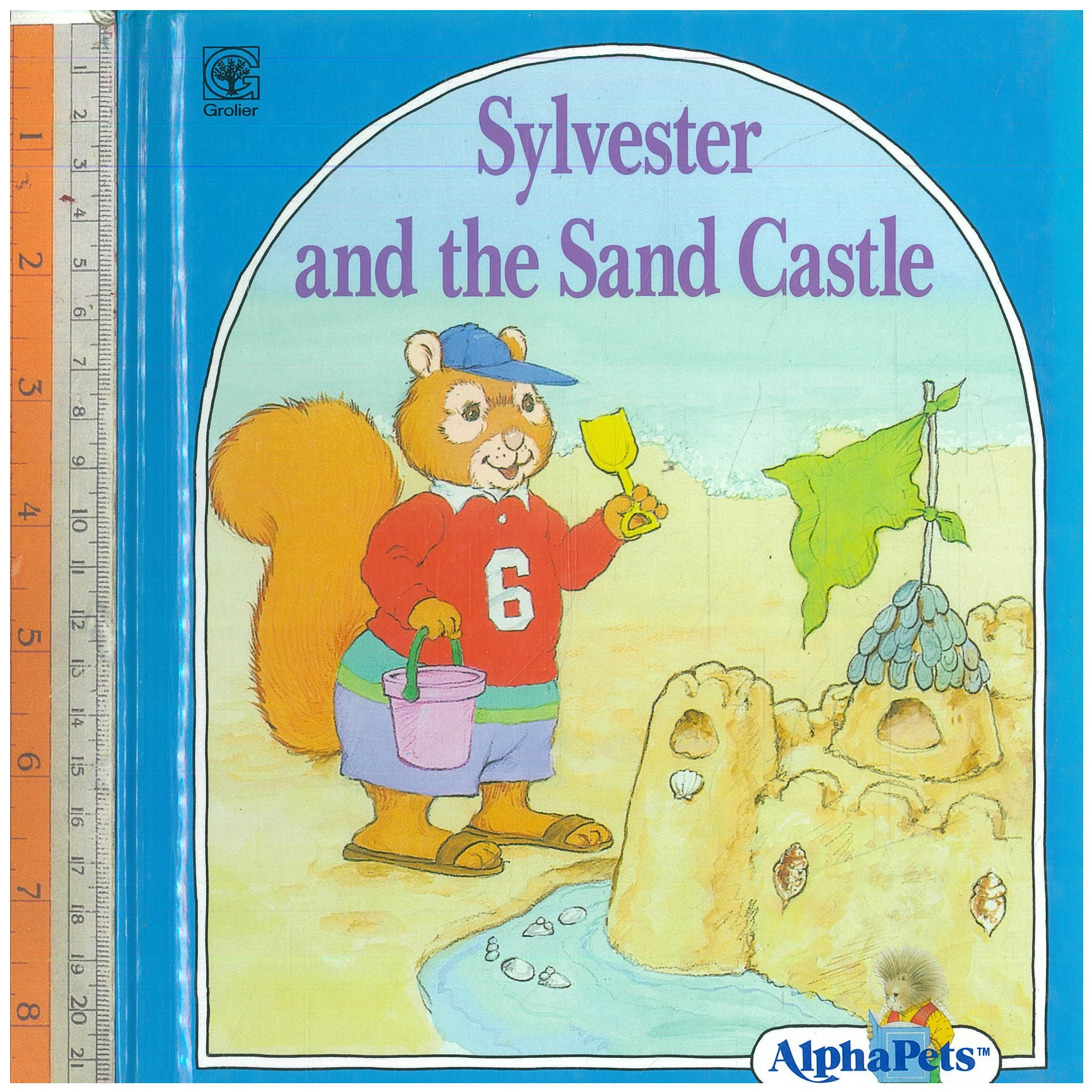 Sylvester and the Sand Castle