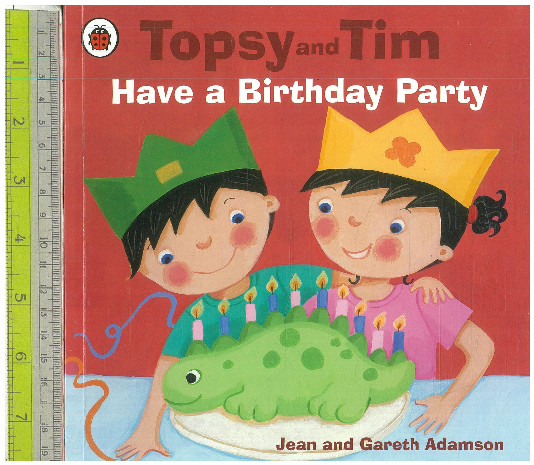 Topsy and Tim Briday Party