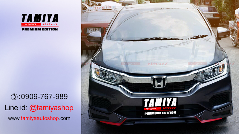 ชุดแต่งรถ Honda City 2017 MC by Tamiya Autoshop