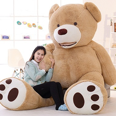 หมีเท็ดดี้แบร์ตัวใหญ่ รุ่น BP050073 ขนาด 2.6 เมตร