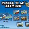 เลโก้จีน Sembo.603005-603012 ชุด City Rescue Team