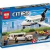 เลโก้จีน LEPIN.02044 ชุด Airport VIP Service