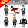 เลโก้จีน POGO 901-906 ชุด Harry Potter ( สินค้ามือ 1 ไม่มีกล่อง )