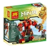 เลโก้จีน LELE 79080 ชุด Ninja Go