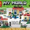 เลโก้จีน LELE.33076 ชุด Minecraft 3in1