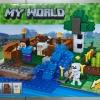 เลโก้จีน LELE.33184 ชุด Minecraft