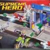 เลโก้จีน BELA.10742 ชุด Spiderman ATM Heist Battle