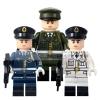 เลโก้จีน PG.989,PG990,PG1044 ชุด Chinese Military (สินค้ามือ 1 ไม่มีกล่อง)