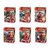 เลโก้จีน LELE79017 Red Men