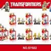 เลโก้จีน SY 602 ชุด Transformers