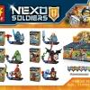 เลโก้จีน LELE 79234 ชุด NEXO Knights
