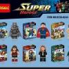 เลโก้จีน Decool0238-0243 ชุด Super Heroes