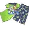 ชุดเด็ก สีเขียว-น้ำเงิน ลาย Toys Story 6T