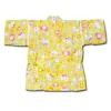 เสื้อจิมเบอิ สีเหลือง ลาย Hello Kitty S100