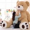 หมีเท็ดดี้แบร์ตัวใหญ่ รุ่น BP050074 ขนาด 3.4 เมตร