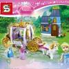 เลโก้จีน SY.949 ชุด Cinderellas Enchanted Evening