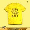 เสื้อยืดสีเหลือง เสื่้อเหลือง ทรงพระเจริญ รัชกาลที่ 10 ลายที่ 2