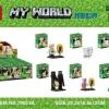 เลโก้จีน LELE 79051 ชุด Minecraft